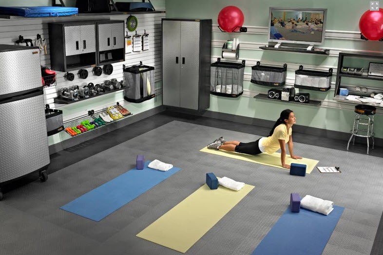Designing a Home Yoga Studio