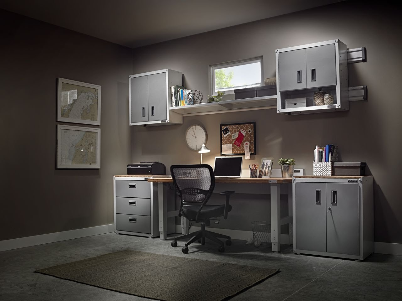 Turn Your Garage into an Office