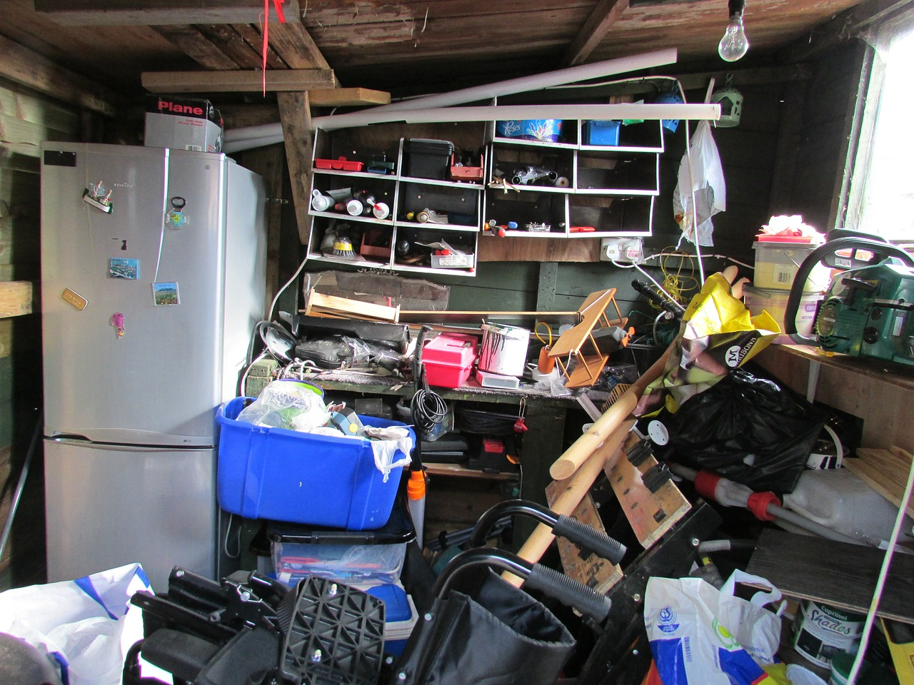 You are currently viewing Beware of These Garage Organizing Mistakes