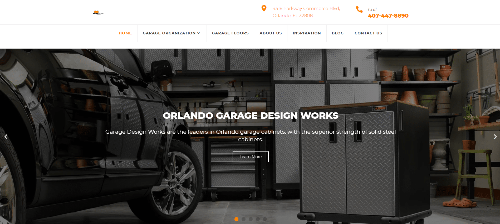 Read more about the article Welcome to the New Garage Design Works Website